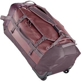 Eagle Creek Cargo Hauler Duffel Bag met Wielen 110l, earth red